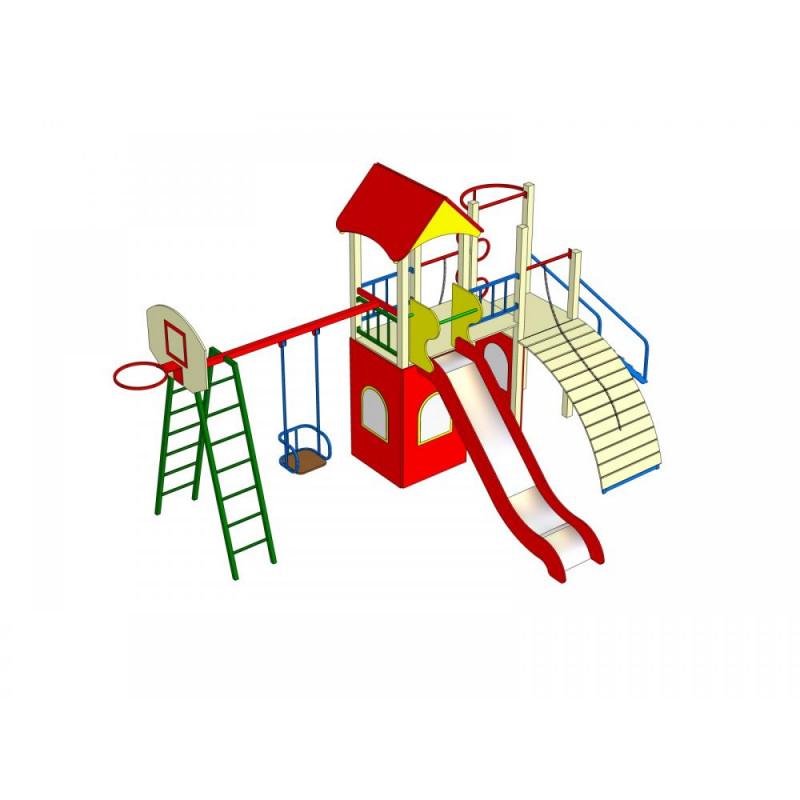 Ігровий комплекс КС 2-6 М