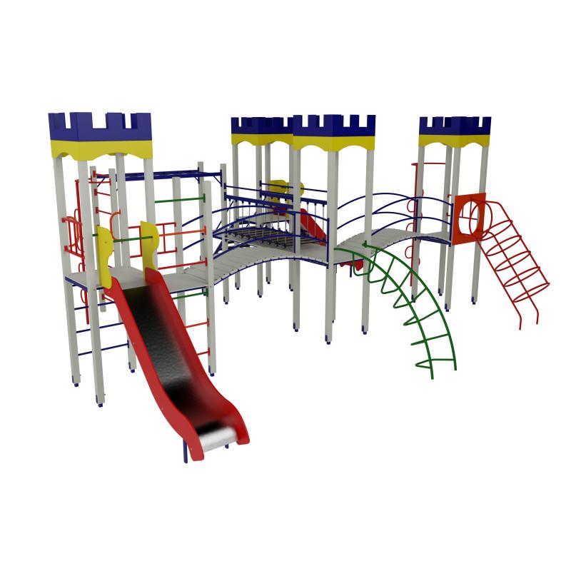 Дитячий ігровий комплекс «Фортеця 4-2»