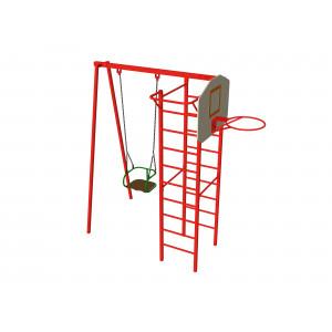 P3 Комплекс гімнастичний з драбиною та гойдалкою на ланцюгах