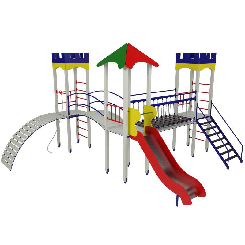 Дитячий ігровий комплекс «Фортеця 3-1»