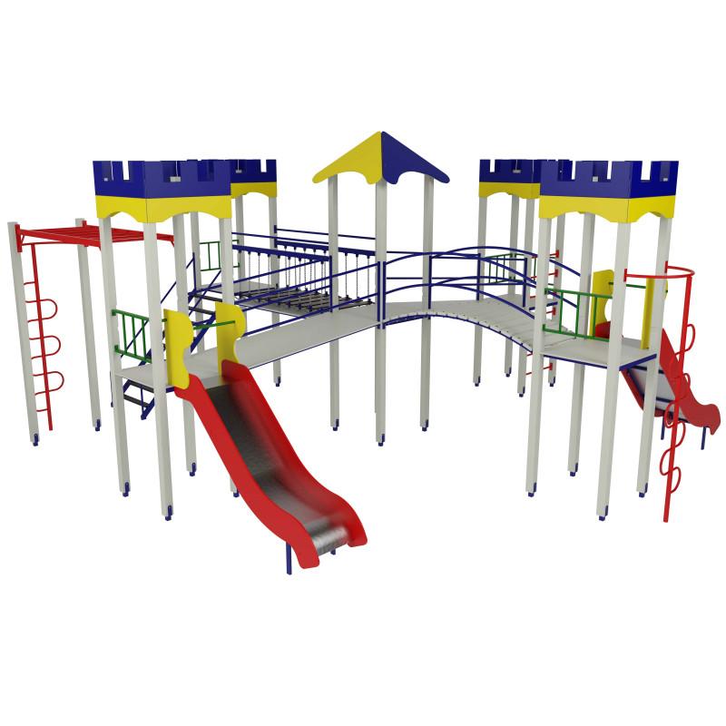 Дитячий ігровий комплекс «Фортеця 5-1»
