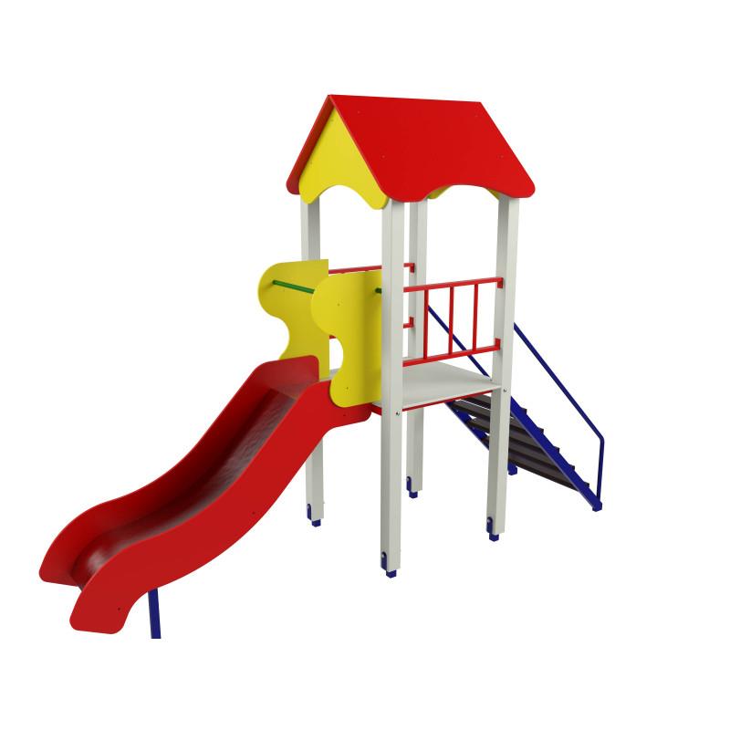 Комплекс ігровий дитячий «Хатинка 1-1»