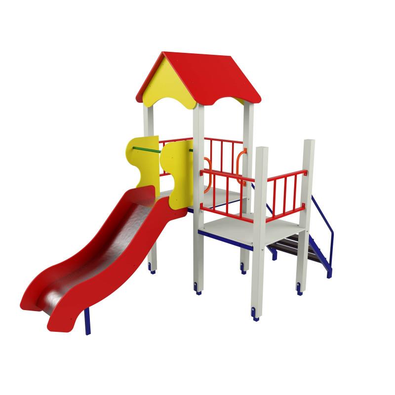 Комплекс ігровий дитячий «Хатинка 1-2»
