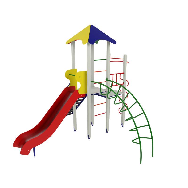 Дитячий ігровий комплекс «Замок 1-2»