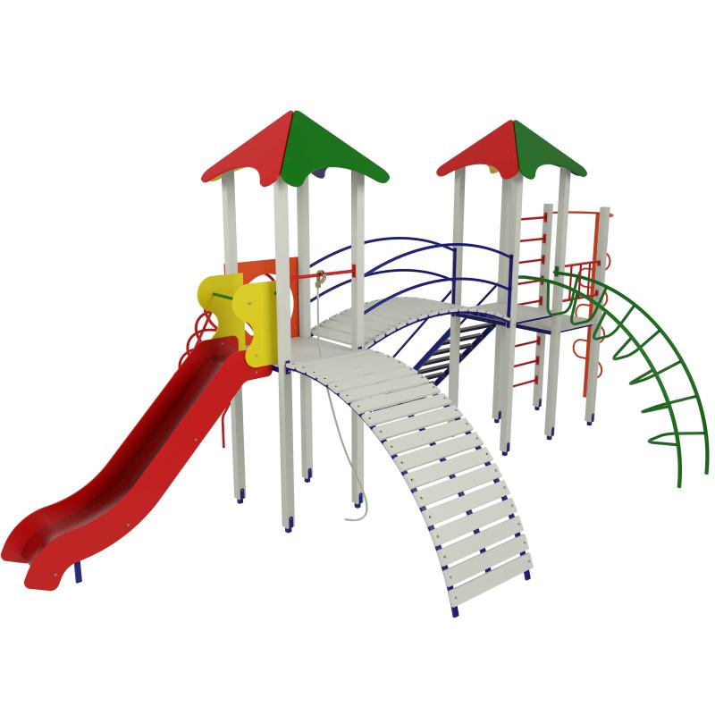 Дитячий ігровий комплекс «Замок 2-2»