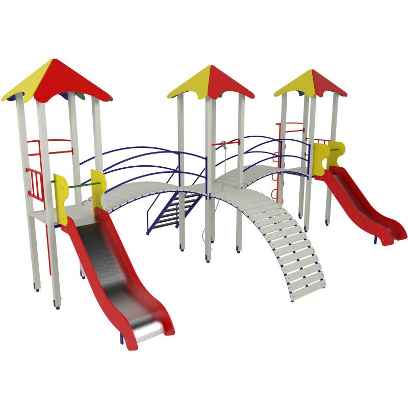Дитячий ігровий комплекс «Замок 3-1»