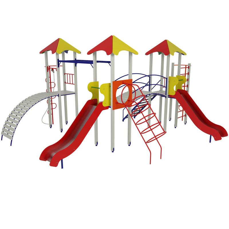 Дитячий ігровий комплекс «Замок 3-2»