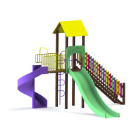 Дитячий ігровий комплекс «Міні»