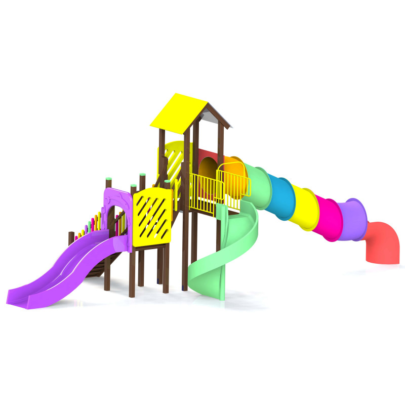 Дитячий ігровий комплекс «Мiдi»