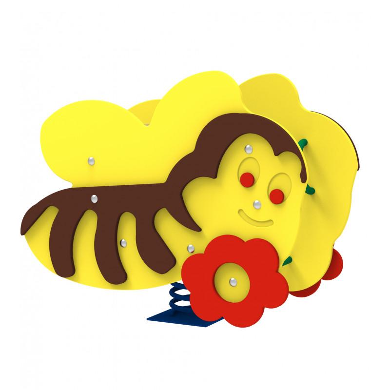 Гойдалки на пружині «Бджілка»
