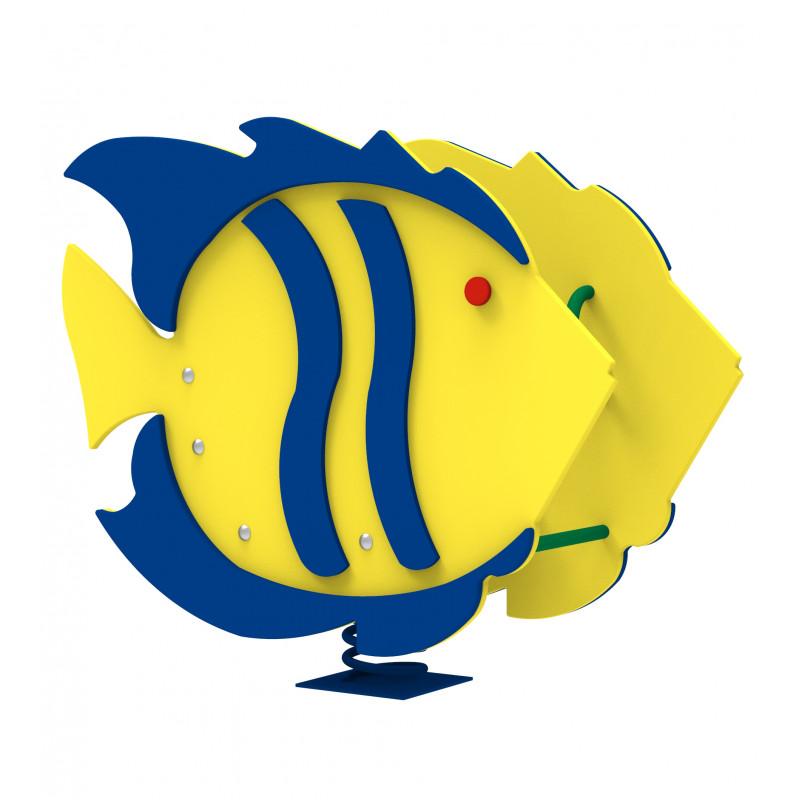 Гойдалки на пружині «Рибка»