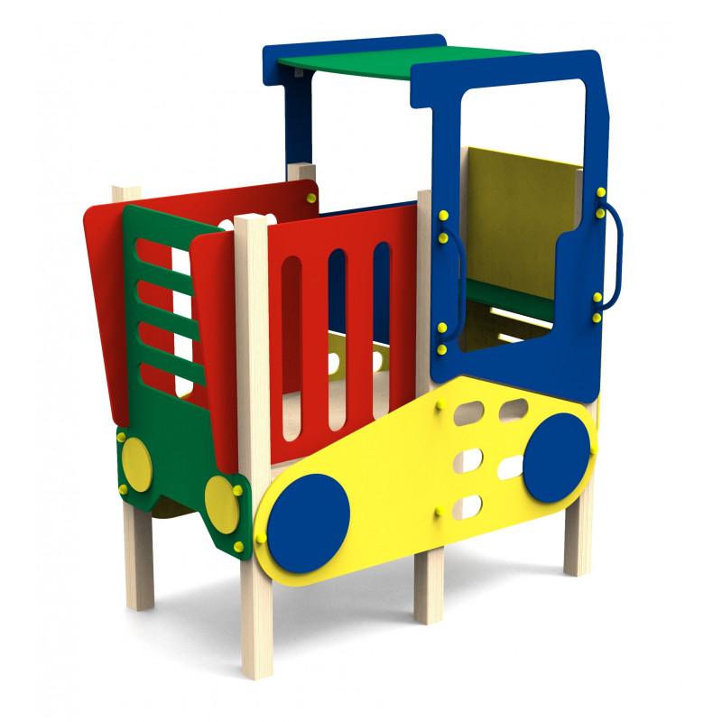 Дитячий ігровий комплекс «Трактор»
